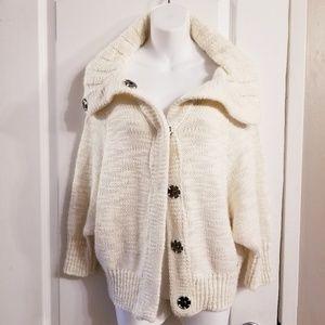 🛍3 for $40🤑Roxy Alpaca Wool Blend sweater